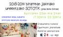 2018 eta 2014 bitartean jaiotako umeentzako SOTOTK