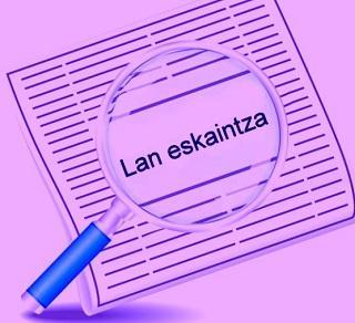 LAN ESKAINTZA